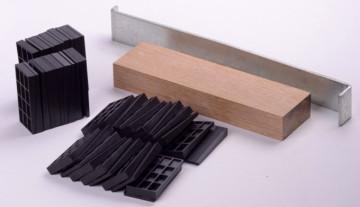 Komplekt instrumentov dlja ukladki parketnoj doski mini