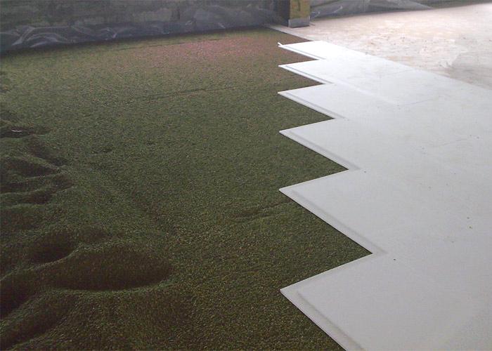 Materialy dlja montazha suhoj stjazhki pola