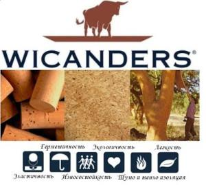 Produkcija Wicanders