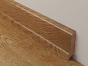 плинтус напольный из дерева