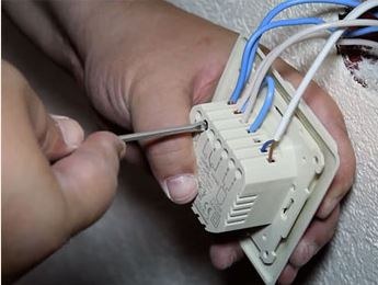 подключение теплого пола к сети