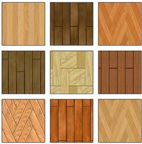 виды древесины для паркета