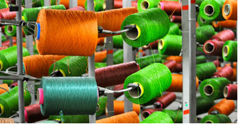 Состав волокон ковролина